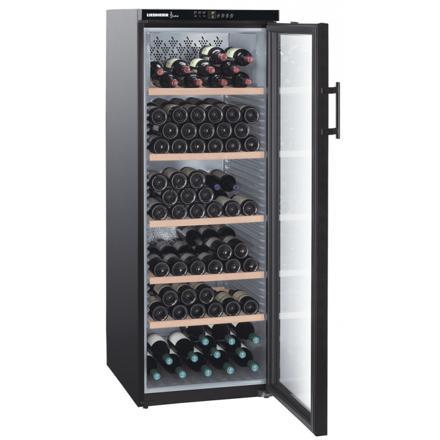 cave a vin mise en temperature