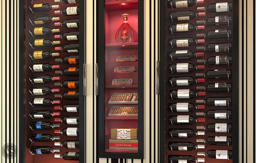 cave à vin petite profondeur