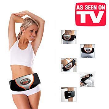 ceinture abdominale vibrante