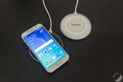 chargeur induction samsung s6 edge