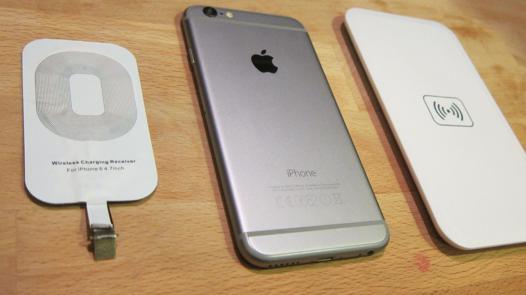 chargeur sans fil iphone 6