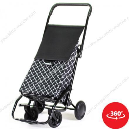 chariot de course 4 roues