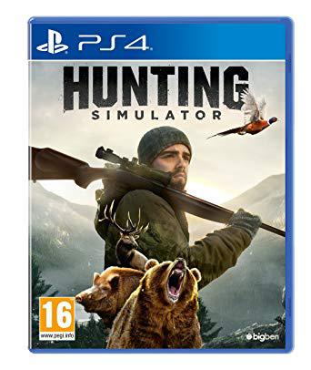 chasse ps4