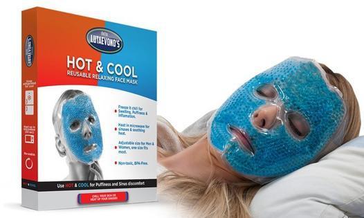 chaud au visage
