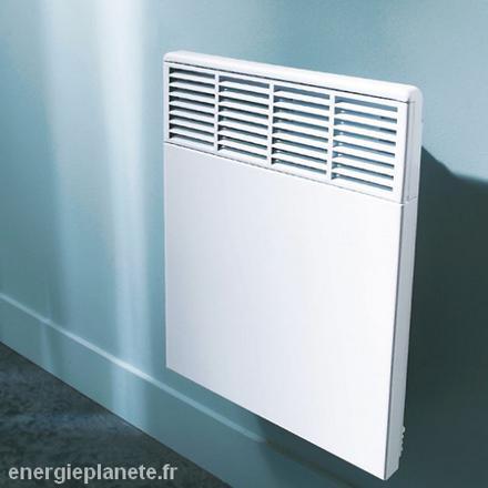 chauffage par convecteur