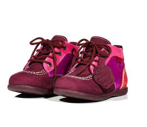 chaussure bébé fille premier pas pas cher