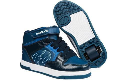chaussures a roulettes retractable
