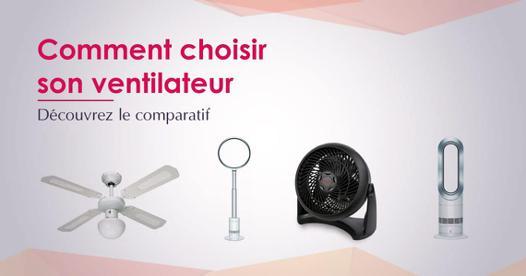 choisir un ventilateur