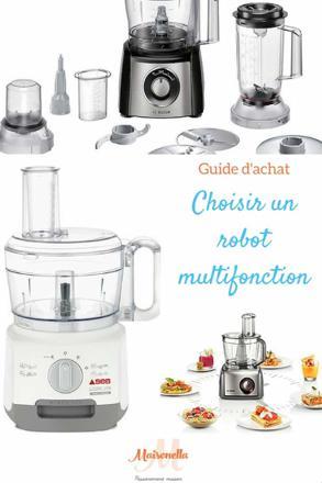 choix robot multifonction