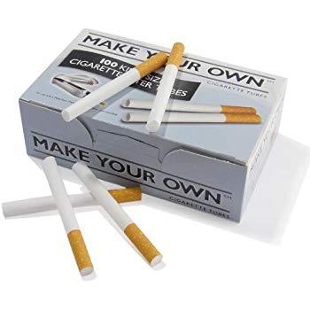 cigarette tube