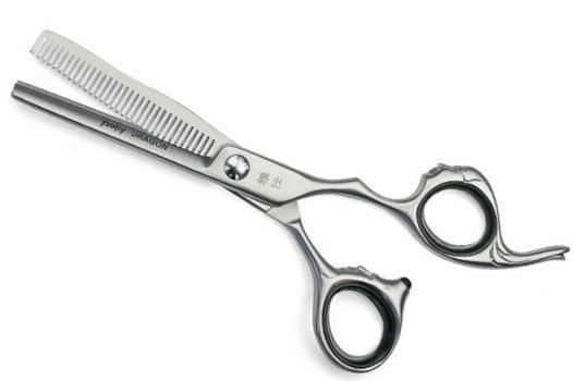 ciseaux effileur coiffure