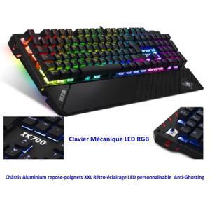 clavier gamer mecanique pas cher