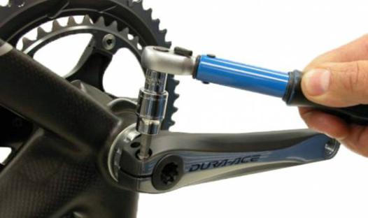 clé dynamométrique vélo