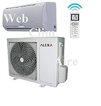 climatiseur alexa