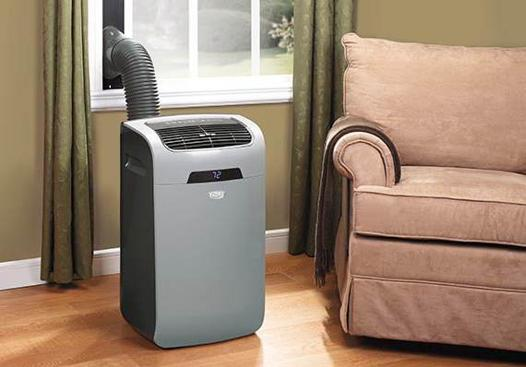climatiseur mobile avec evacuation