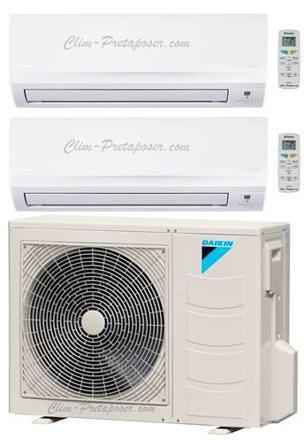 climatiseur reversible pas cher