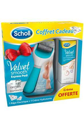 coffret pedicure scholl