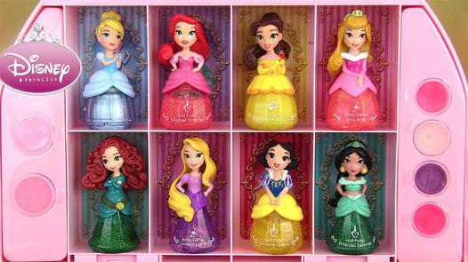 coffret princesse