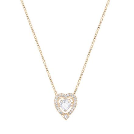 collier swarovski coeur
