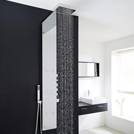 colonne de douche hudson reed