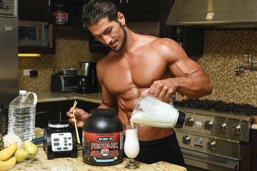 comment prendre proteine