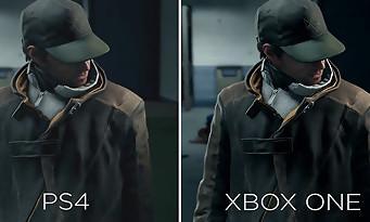 comparaison xbox one ps4