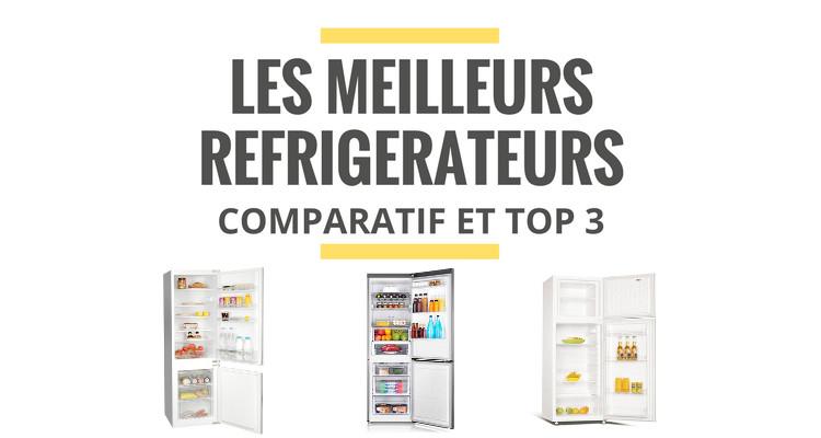 comparateur de refrigerateur
