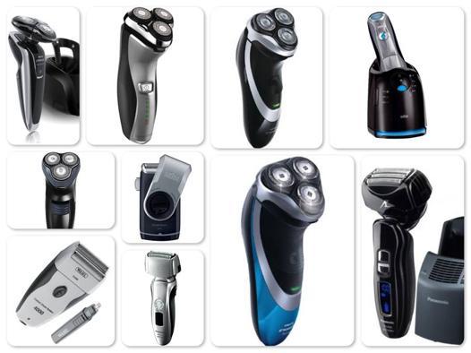 comparatif rasoirs électriques