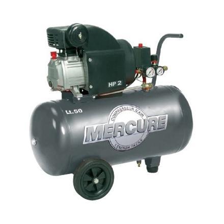 compresseur mercure 50l