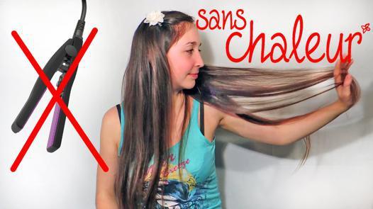conseil lissage cheveux
