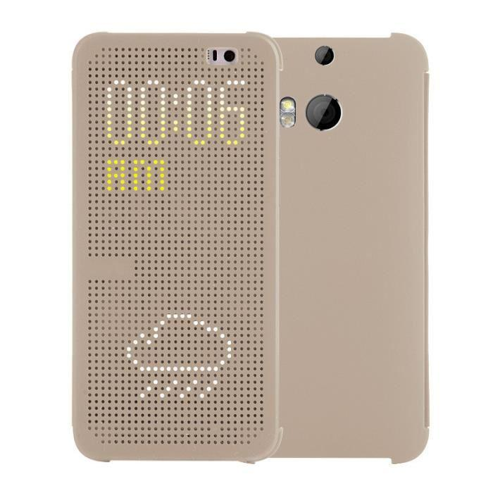 coque dot view