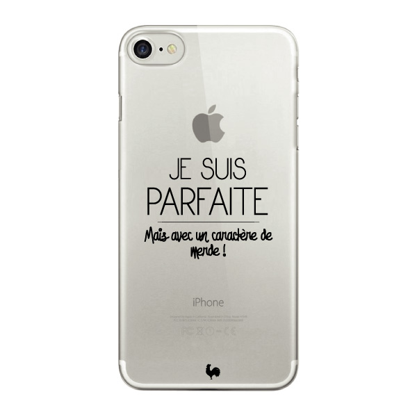 coque iphone 7 transparente