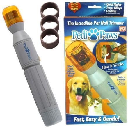 coupe griffe chien électrique
