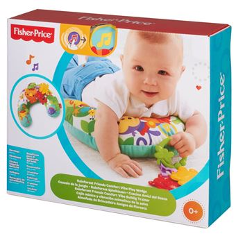coussin de la jungle fisher price