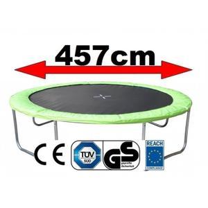 coussin de protection trampoline 360