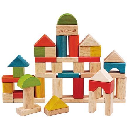 cube bois jouet