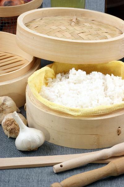 cuire riz cuit vapeur