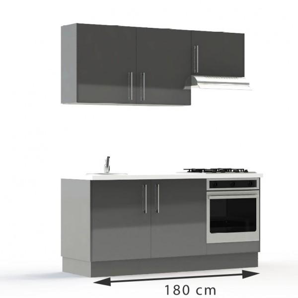 cuisine 180 cm
