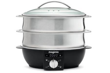 cuisine vapeur magimix