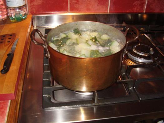 cuisson soupe