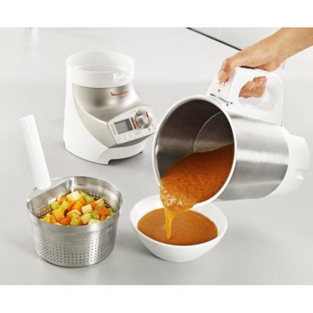 cuisson vapeur soup and co