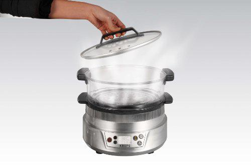 cuit vapeur bol verre