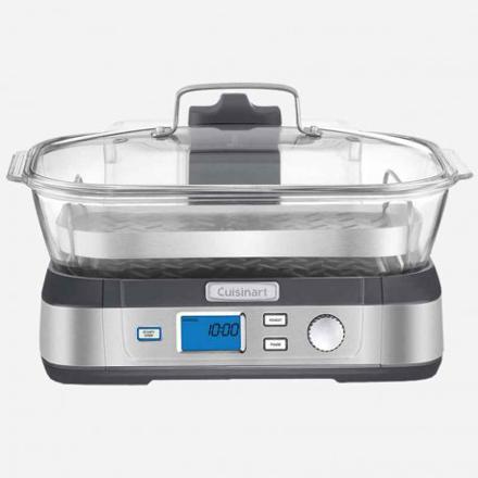 cuit vapeur verre