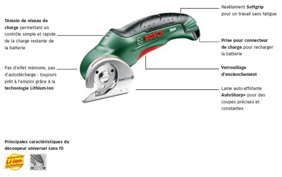 cutter electrique bosch