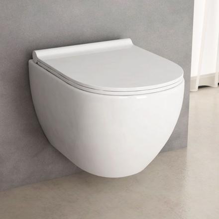 cuvette de wc suspendu