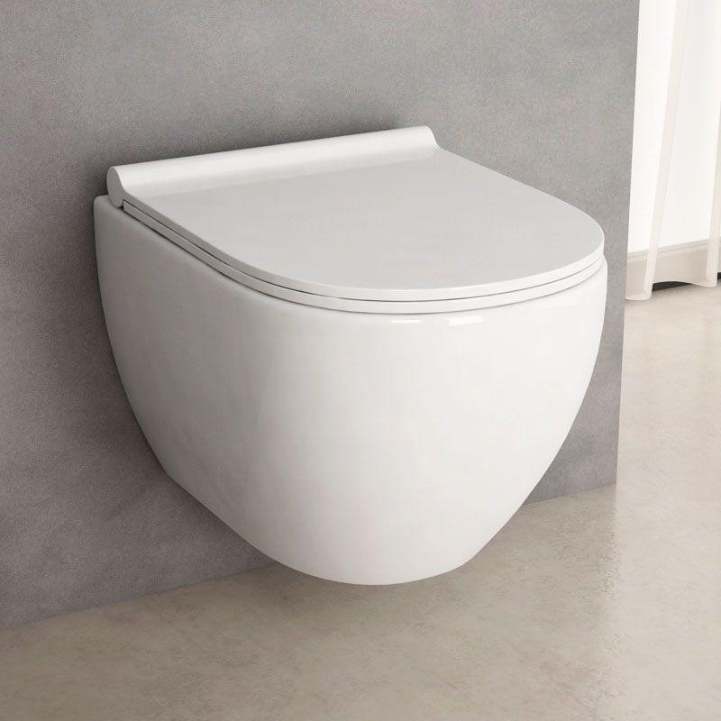 cuvette wc suspendu compact