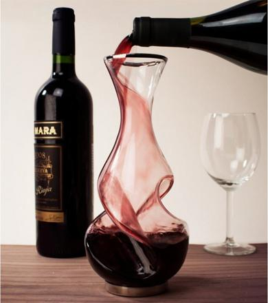 décanteur vin