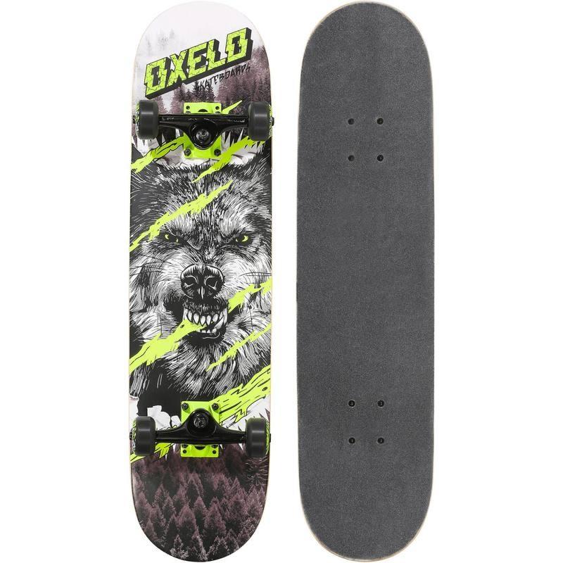 decathlon skateboard