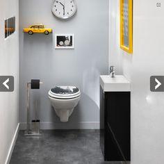 déco toilettes design