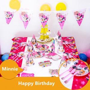 decoration anniversaire minnie pas cher